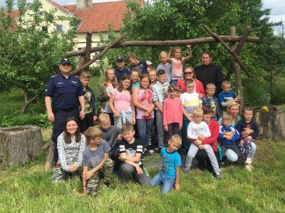 Dzień Dziecka w Sokolicy