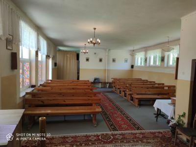 Nowe ławki w Śmiardowie