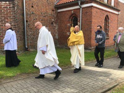 Odpust parafialny ku czci św. Anny - 25 VII 2020 r.