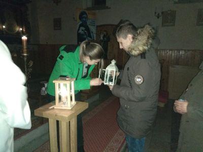 Rekolekcje Adwentowe i Światełko Pokoju 2019 r.