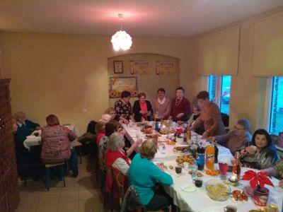 Spotkanie Opłatkowe Członków Kół Żywego Różańca