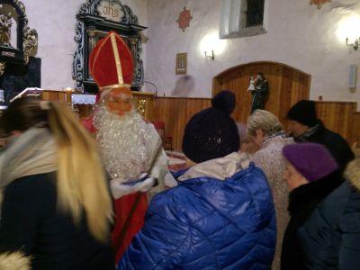 Święty Mikołaj w naszej Parafii 2017