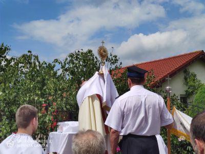 Uroczystość Najświętszego Ciała i Krwi Chrystusa 2020 r.