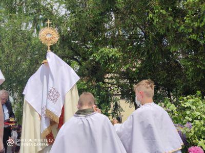 Uroczystość Najświętszego Ciała i Krwi Chrystusa - Boże Ciało 2020 r.